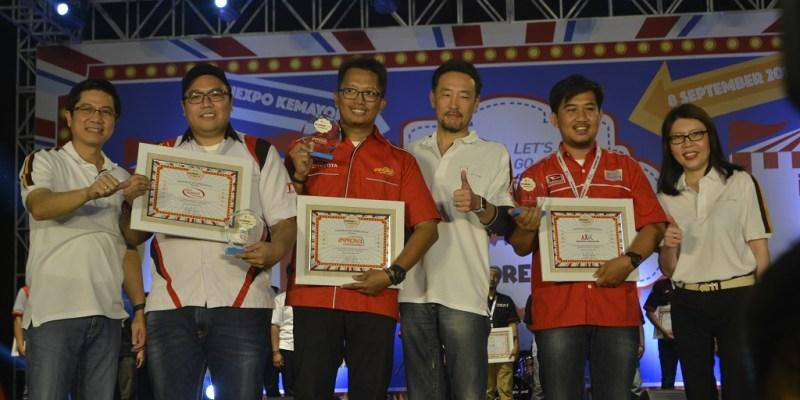 Kemeriahan Jambore Toyota Owner Club 2018