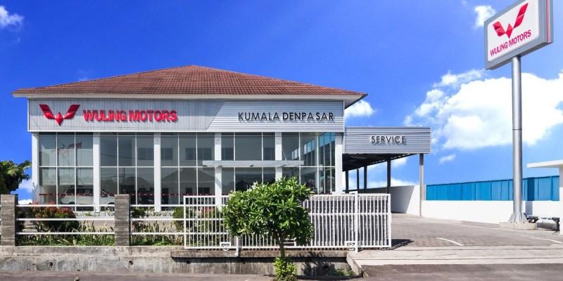 Perluas Jaringan di Bali, Wuling Resmikan Dealer Keduanya