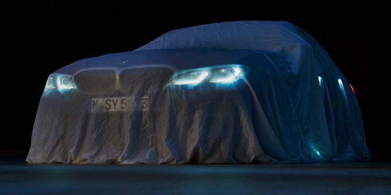 Tak Sabar Menanti BMW Seri-3 di Paris