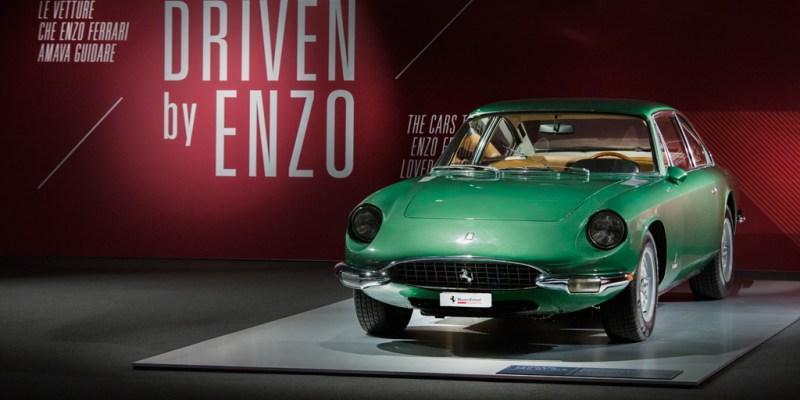 "Ferrari Museum, ""Bongkar Gudang"" Enzo"