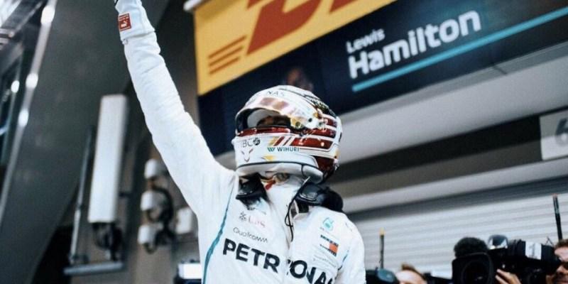 Kualifikasi F1 Singapura 2018 : Hamilton Bikin Kecewa Ferrari