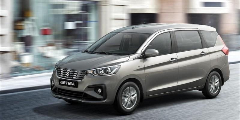All New Suzuki Ertiga Buatan Indonesia Tembus Pasar Amerika
