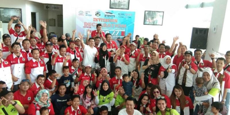 Toyota Sienta Community Resmikan Chapter Baru