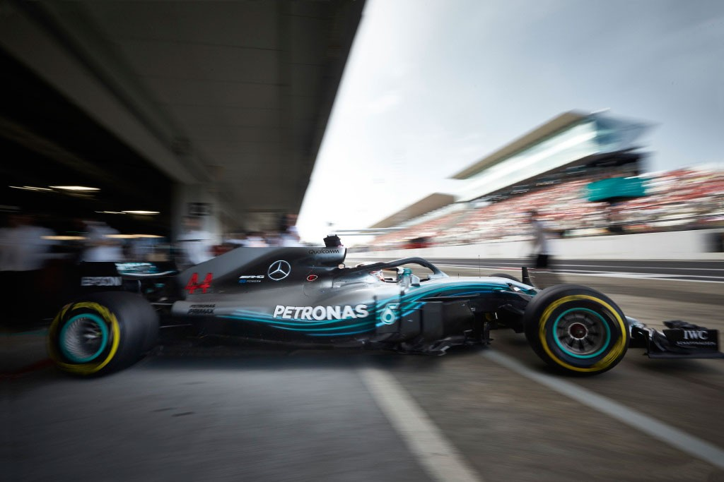 Hasil Kualifikasi F1 Jepang 2018: Hamilton 80 Kali!