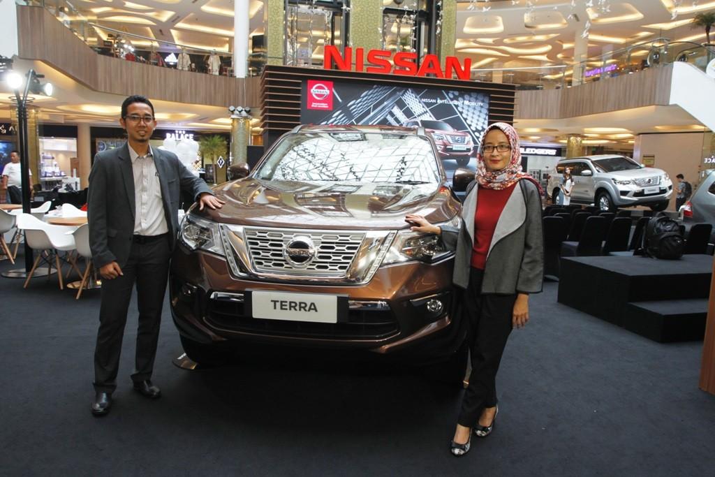 Nissan Terra Sapa Kota Bandung