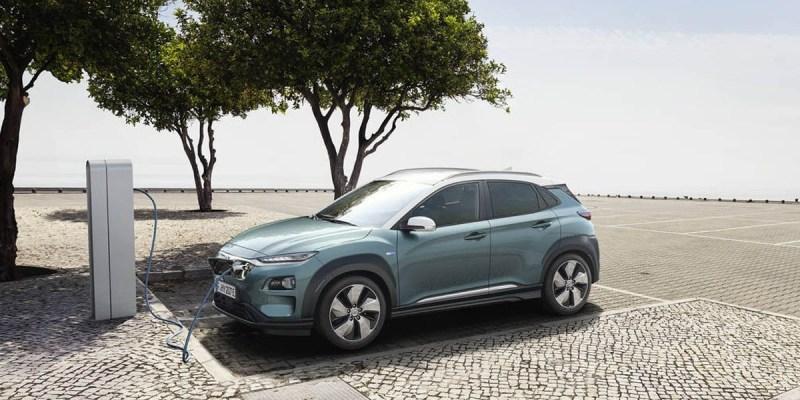 Hyundai Kona Electric Mampu Tempuh 415 km