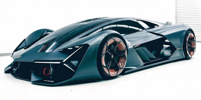 Rencana Lamborghini 'saingi' Senna dan Valkyrie