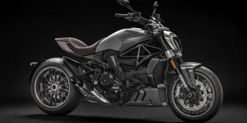 Ini Dia, Ducati XDiavel di Intermot 2018