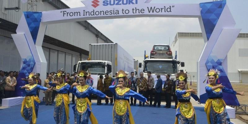 Suzuki Mulai Ekspor All New Ertiga, Inilah Negara Tujuannya