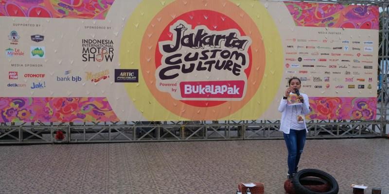 Dari Event Jakarta Custom Culture 2018