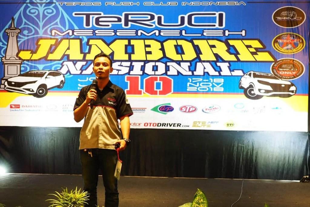 Berbagai Kegiatan Warnai Jambore TeRuCi ke-10
