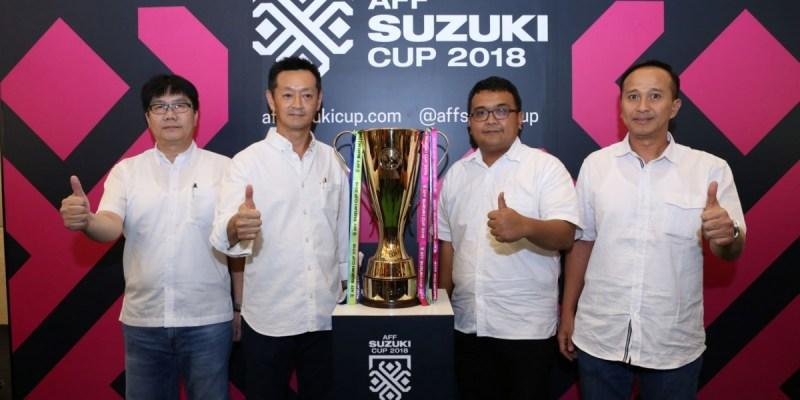Dukung AFF Suzuki Cup 2018, Ini Program Menarik dari Suzuki