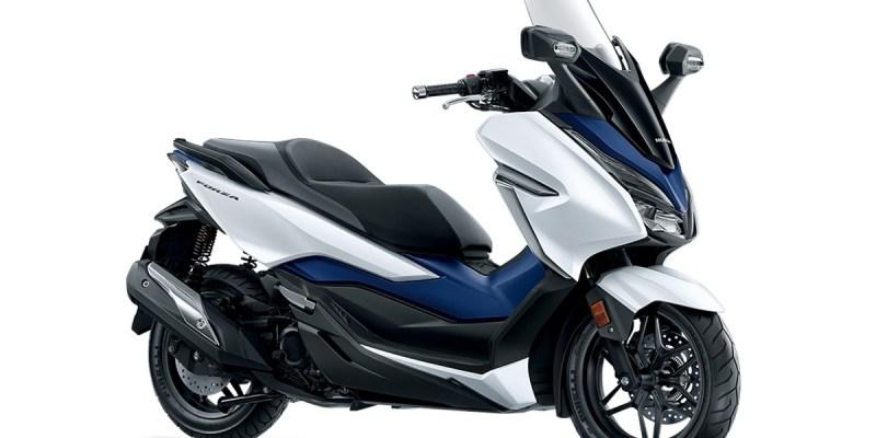 IMOS 2018, PT AHM Rilis Harga Resmi Honda Forza