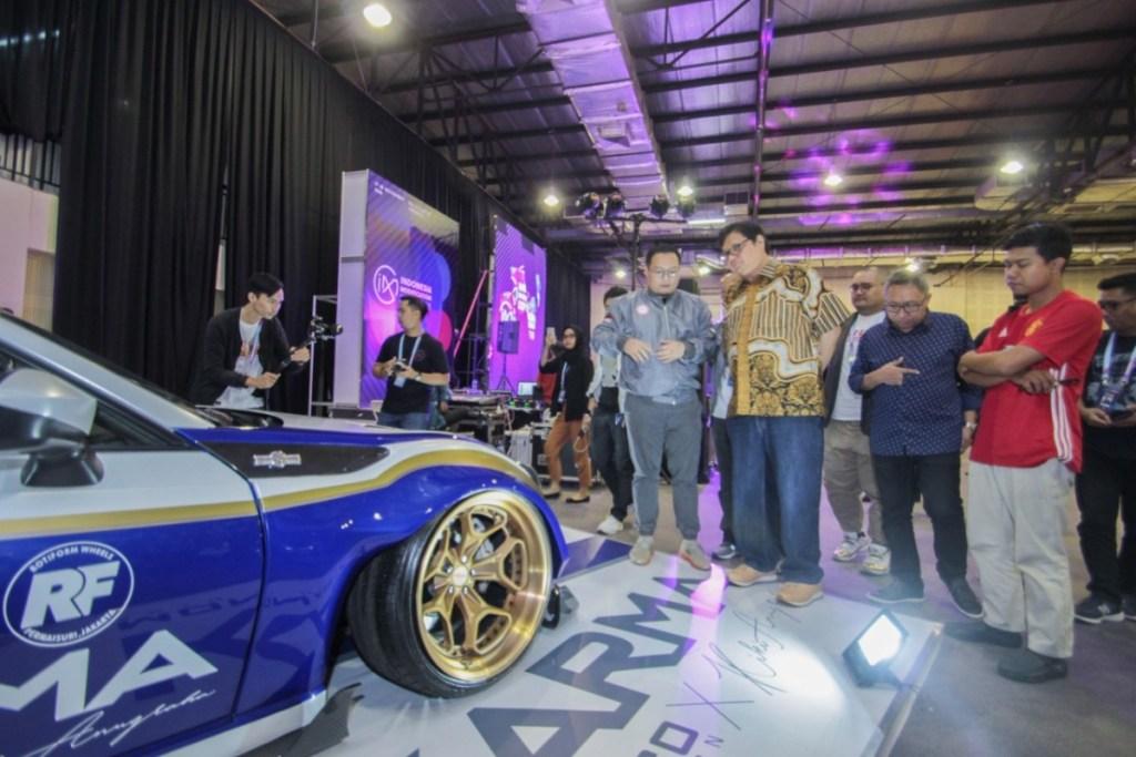 Indonesia Modification Expo 2018, Capai Angka Transaksi Rp 3 Miliar !