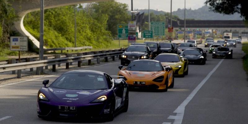Jelajah Malaysia dan Singapura Bersama MCI