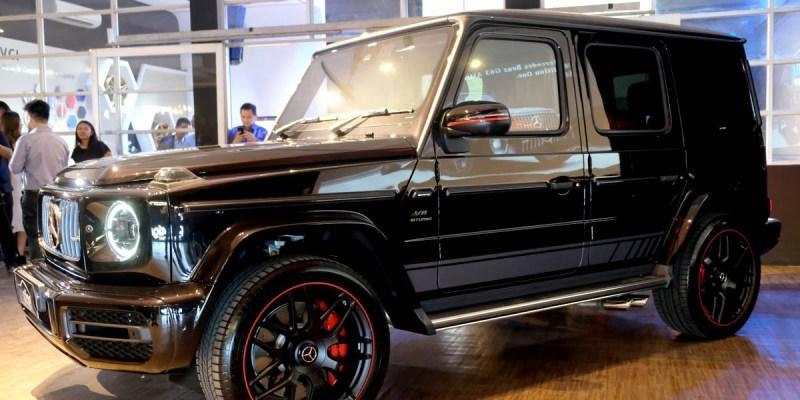 Mercedes G63 Edition 1, Hanya Dua Unit di Indonesia