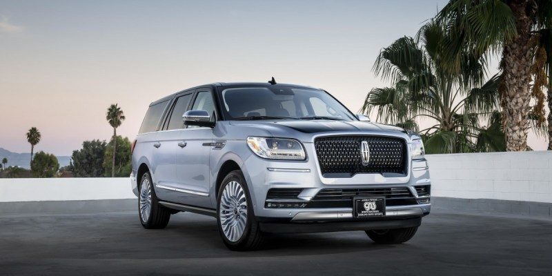 Lincoln Black Label Navigator Punya Jay Leno