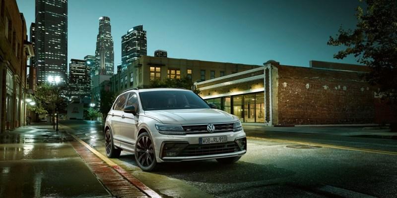 Volkswagen Tiguan Bersolek Jelang Tutup Tahun