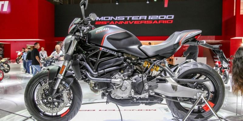 Ducati Hadirkan Banyak Model Baru di EICMA 2018