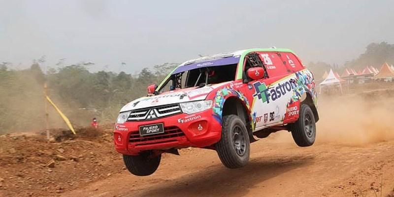 RFT Motorsport Kembangkan Ban Untuk Rally
