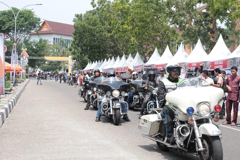 Sumatera Bike Week 2018, Undang Seluruh Bikers Tanah Air