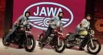 Motor Jawa Lahir Kembali di India