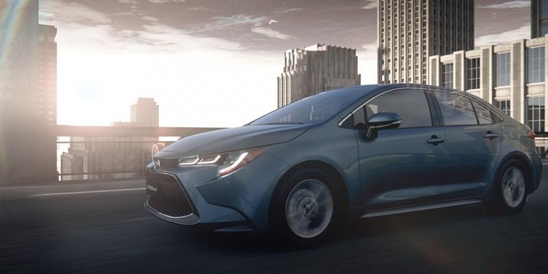 Toyota Corolla Sedan Terbaru, Siap Dipinang Tahun depan