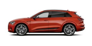 Audi e-tron Launch Edition, Inggris Dijatah 30 Unit