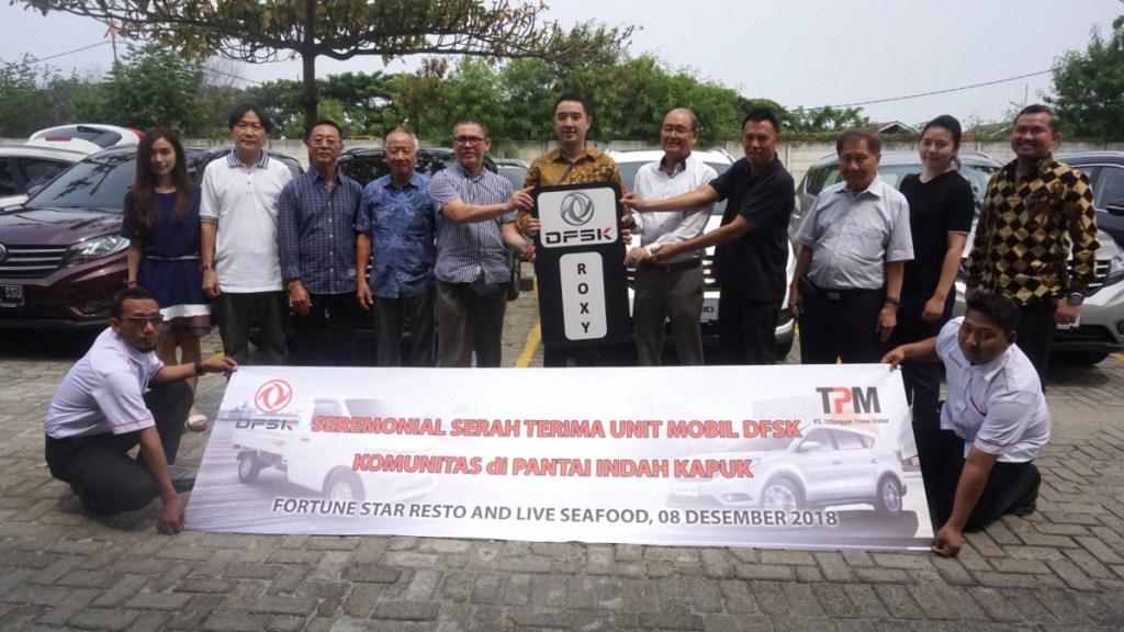 DFSK Makin Dipercaya di Jakarta Utara, Ini Buktinya !