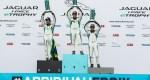 Simon Evans Pemenang Jaguar I-PACE eTROPHY di Arab Saudi