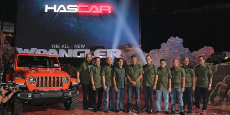 Hascar Kini Pegang Kendali Jeep di Indonesia