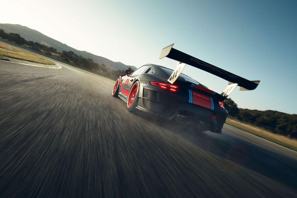 Porsche 911 GT2 RS Clubsport, Memukau!