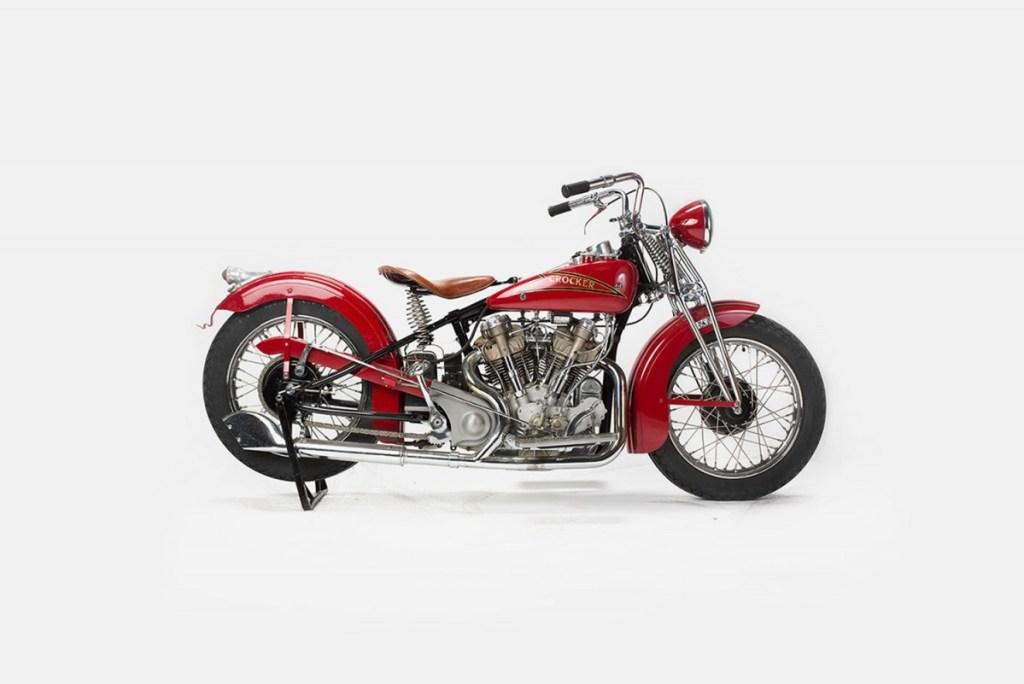 Ini Dia, Lelang Motor Vintage Terakbar