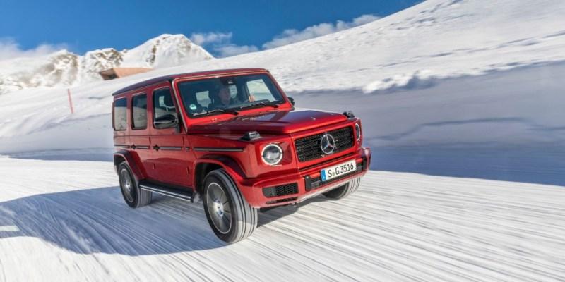 Mercedes-Benz G 350 d, Lebih Keren!