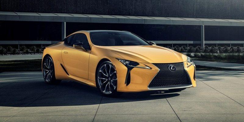 Lexus LC 500 Inspiration Edition Hanya 100 Unit, Ini Istimewanya!