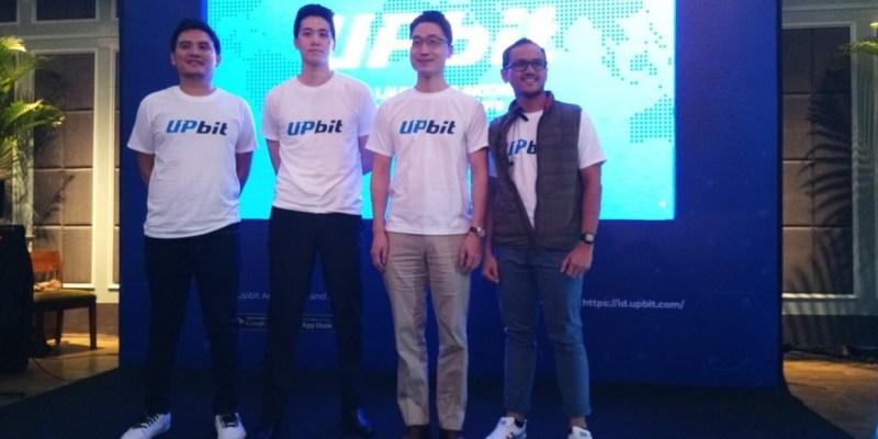 Upbit, Pemain Bursa Aset Kripto Asal Korea Resmi Dirilis di Indonesia