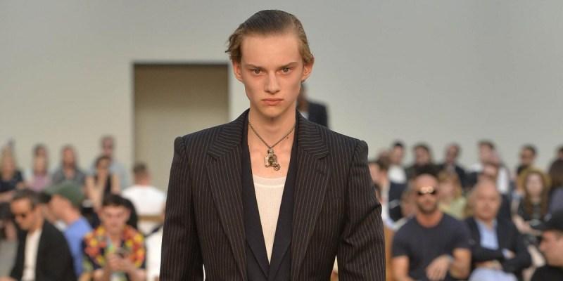 ALEXANDER MCQUEEN Menswear Spring/Summer 2019 360