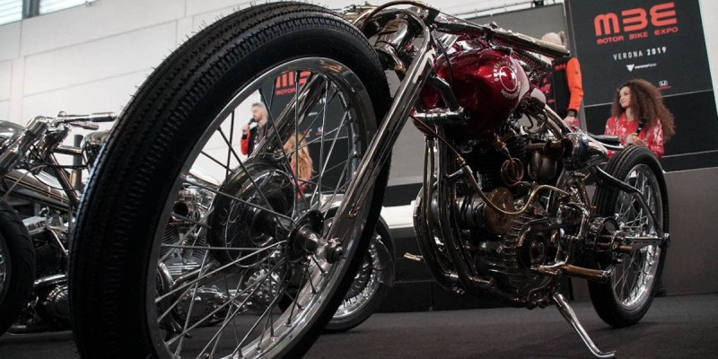 Prestasi 'Builder' Indonesia di Motor Bike Expo 2019