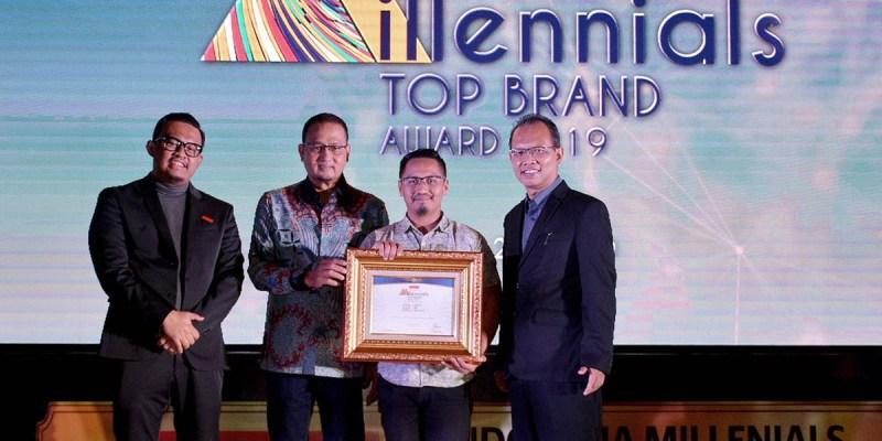 Tiga Produk TAM Raih Indonesia Millenial's Top Brand Award 2019