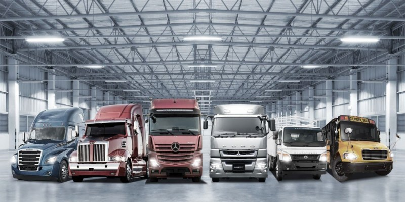 Tahun 2018, Daimler Trucks Tembus 500.000 unit!