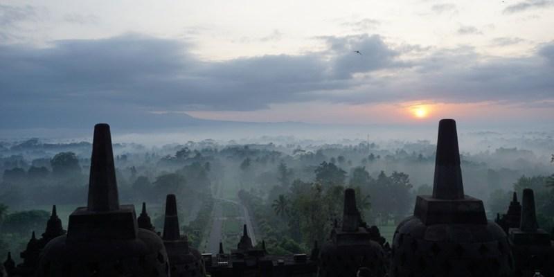 Sunrise Borobudur Sirnakan Nafsu Mercedes-AMG G 63