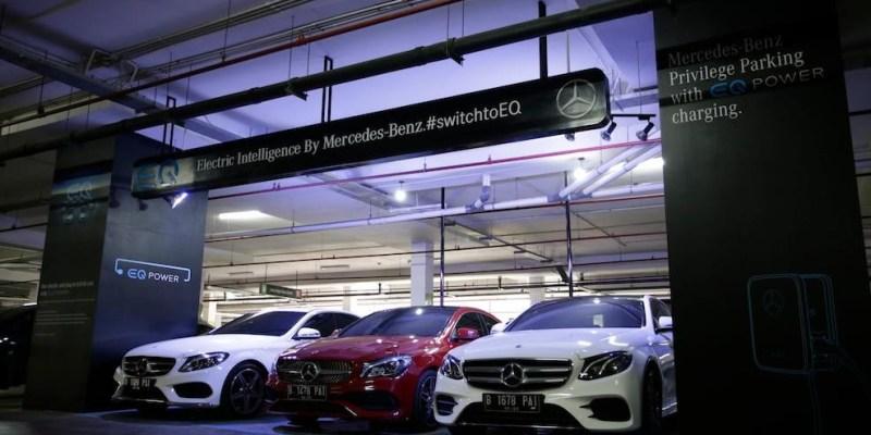 Catatkan Rekor, Mercedes-Benz Indonesia Laku 3.859 unit Selama 2018
