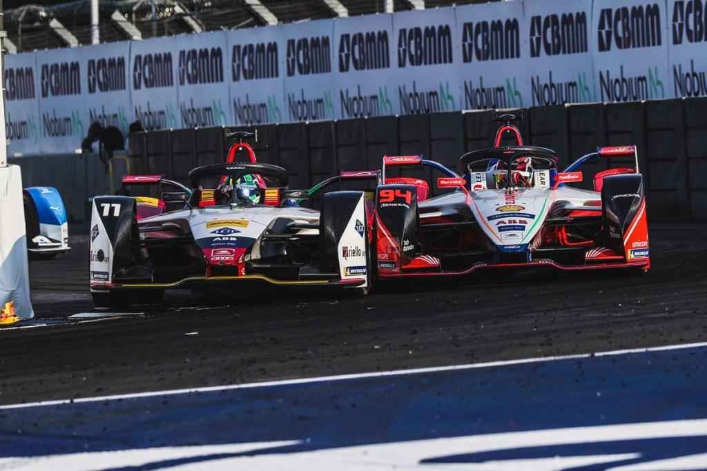 Usaha Lucas di Grassi Raih Hat-trick di Formula E Meksiko