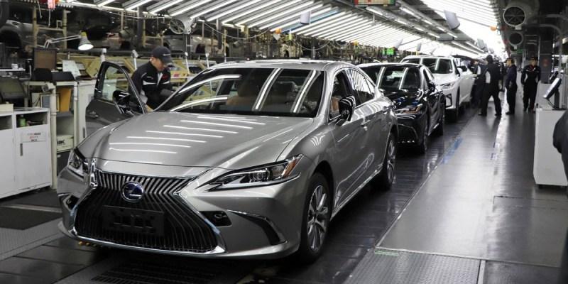 Awali Tahun 2019, Mobil Jepang Lesu di AS
