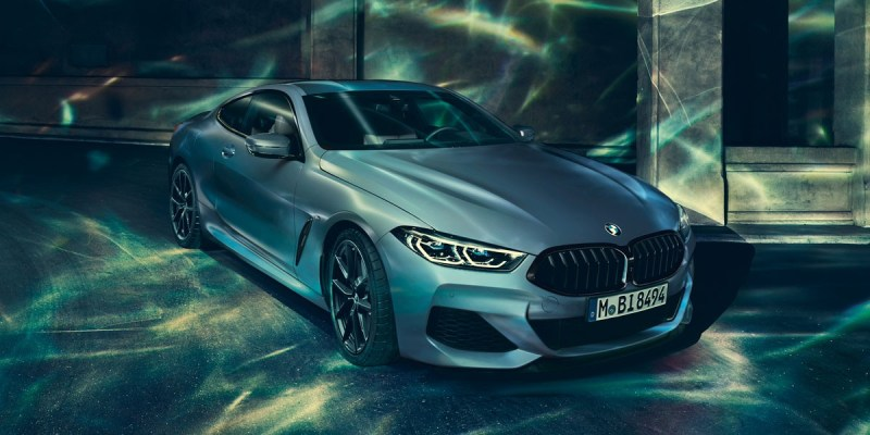 BMW M850i xDrive Coupe First Edition, Buruan!