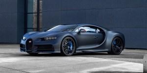 Bugatti Chiron Sport '110 ans Bugatti', Hanya 20 Unit!