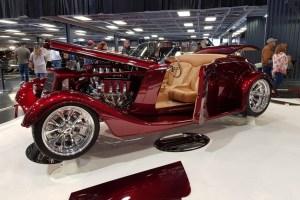 Ford Roadster Tahun 1933, Memukau di Sacramento Autorama 2019