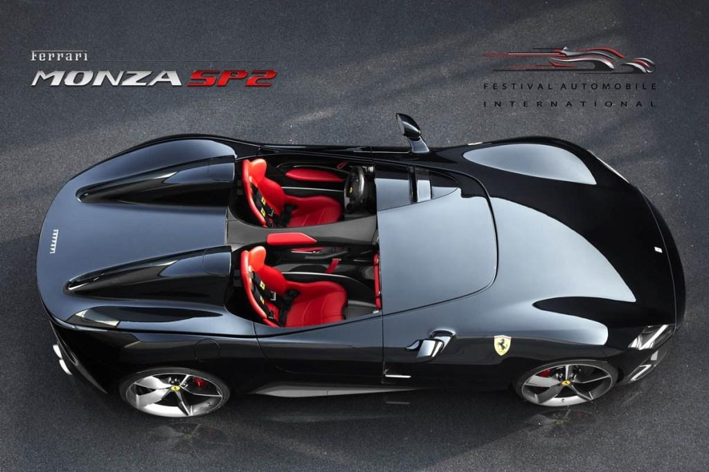 Ferrari Monza SP 2 Dinobatkan Sebagai 'Most Beautiful Supercar'