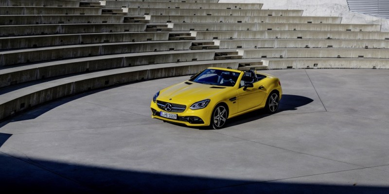 Mercedes Benz SLC Final Edition, Ingatkan Generasi Awal