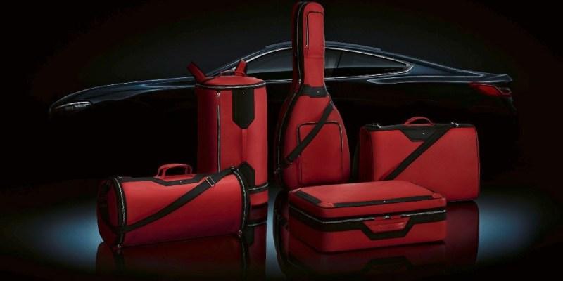 Montblanc x BMW Luggage Set, Ini Gaya Hidup California